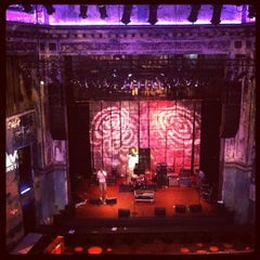 Photo taken at World Cafe Live at the Queen by John A. on 8/16/2012