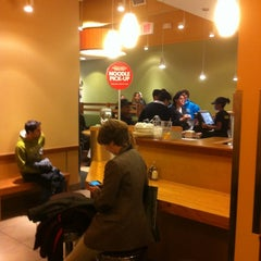 Photo taken at Noodles & Company by DC After Five on 12/30/2011