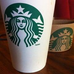 Photo taken at Starbucks by Victoria R. on 11/1/2011