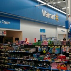 Photo taken at Walmart Supercenter by True B. on 8/27/2011
