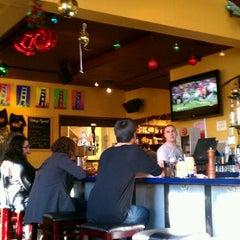 Photo taken at Mars Bar & Restaurant by Lydia K. on 12/17/2011