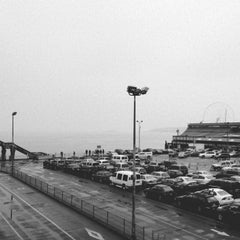Photo taken at Seattle Ferry Terminal by Behzod S. on 5/20/2012