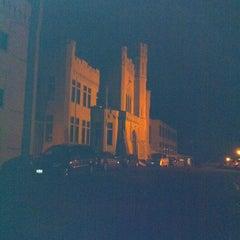 Photo taken at Urbana High School by joachim l. on 1/29/2012