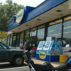Photo taken at Spinx Gas Station by Jerry S. on 7/28/2011
