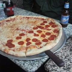 Photo taken at Mariella Pizza by jennifer on 1/20/2012
