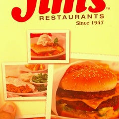 Photo taken at Jim's Restaurant by Don V. on 8/17/2012