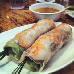 Photo taken at Pho Bang New York by Jennifer L. on 6/6/2012