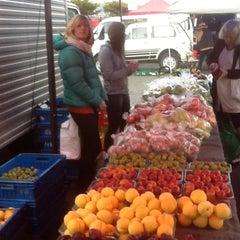 Photo taken at Dunedin Saturday Farmer's Market by Paul J. on 4/6/2012