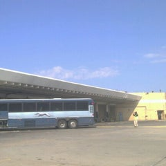 Photo taken at Greyhound Bus Lines by Ben S. on 9/30/2011
