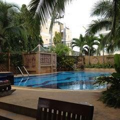 Photo taken at Hua Hin Golf Villa by Anny A. on 7/4/2012