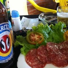 Photo taken at Cervejaria Mangueira by Sara C. on 6/9/2012