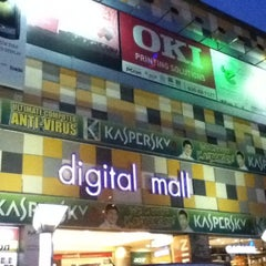 Photo taken at Digital Mall PJ by Tucker C. on 3/19/2011