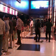 Photo taken at Escape Cinemas by Yi Ling C. on 6/5/2012