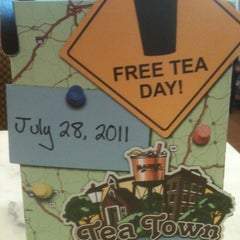 Photo taken at McAlister's by Thomas H. on 6/22/2011