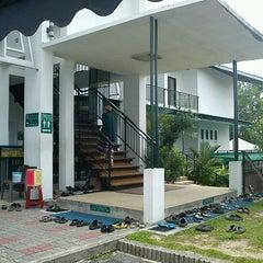 Photo taken at Surau An-Nur by Amir M. on 9/30/2011