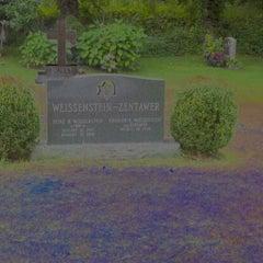 Photo taken at Stockbridge Cemetery by Peter W. on 8/30/2011