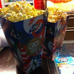 Photo taken at GNC Cinemas by Cid T. on 7/28/2012