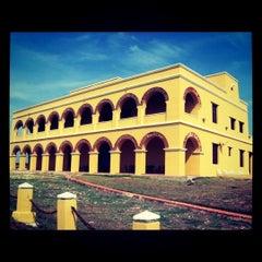 Photo taken at Castillo de Salgar by Camilo M. on 4/17/2012