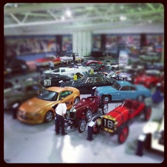 Photo taken at Heritage Motor Centre by Richard P. on 7/23/2012
