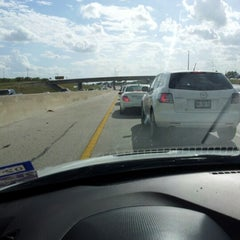 Photo taken at IH-35 by Buddy H. on 9/1/2012