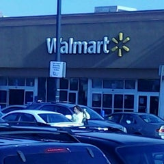 Photo taken at Walmart by Kenny H. on 2/18/2012