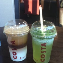 Photo taken at Costa Coffee by Yasunobu Y. on 7/8/2012