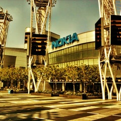 Photo taken at Microsoft Theater by Caio G. on 6/17/2012