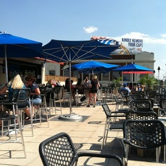 Photo taken at The Well Bar Grill & Rooftop by Ryan S. on 6/9/2012