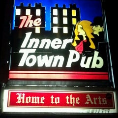 Photo taken at Innertown Pub by KPAX on 3/10/2012