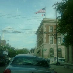 Photo taken at NYPD - 104th Precinct by Maritza M. on 9/22/2011
