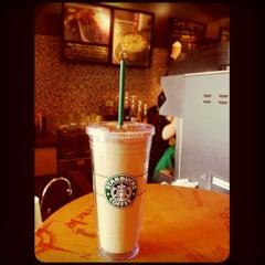 Photo taken at Starbucks (สตาร์บัคส์) by 💗Cherry on 3/13/2012