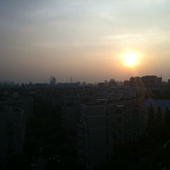 Photo taken at 碧悦城市酒店 by Kimika . on 8/20/2012