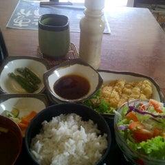 Photo taken at Nagisa Japanese Restaurant by Octaria Y. on 1/24/2012