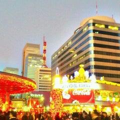 Photo taken at 有楽町駅 (Yūrakuchō Sta.) by yuka on 12/11/2011