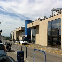 """Photo taken at Aeroporto di Parma """"Giuseppe Verdi"""" (PMF) by Flavio C. on 8/12/2011"""