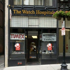 Photo taken at The Watch Hospital by Marcus J. on 6/11/2012