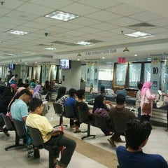 Photo taken at Jabatan Pendaftaran Negara (JPN) by Hj Abdul Halim W. on 11/8/2011