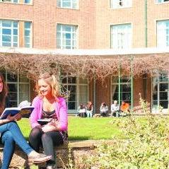 Photo taken at Nightingale Hall by University of Nottingham on 8/1/2011