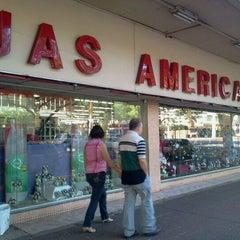 Photo taken at Lojas Americanas by Tim M. on 11/12/2011