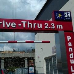 Photo taken at McDonald's Kota Bharu Drive Thru by Alex A. on 8/5/2012