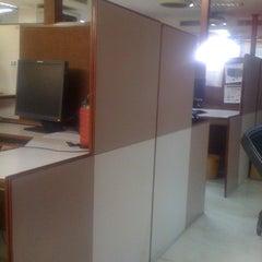 Photo taken at Kbc by Akshaya D. on 4/25/2012