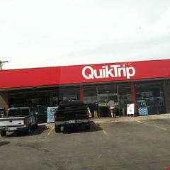 Photo taken at QuikTrip by Sarah T. on 4/13/2012