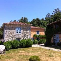 Photo taken at Casa do Castelo de Andrade by Vincenzo D. on 5/28/2011