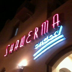Photo taken at Shawerma on coal by Jasmin H. on 7/13/2012