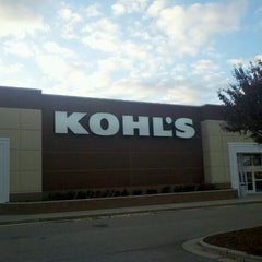 Photo taken at Kohl's by Keith G. on 11/5/2011