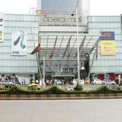 Photo taken at Oberoi Mall by Rakesh on 9/18/2011