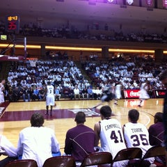 Photo taken at TD Arena, College of Charleston by M B. on 2/4/2011