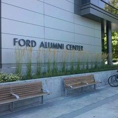 Photo taken at Ford Alumni Center by Thomas P. on 9/7/2011