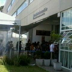 Photo taken at Tribunal Regional Eleitoral do Paraná by Davi M. on 1/4/2012