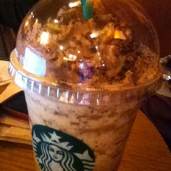 Photo taken at Starbucks Coffee by Sunny April A. on 4/27/2012